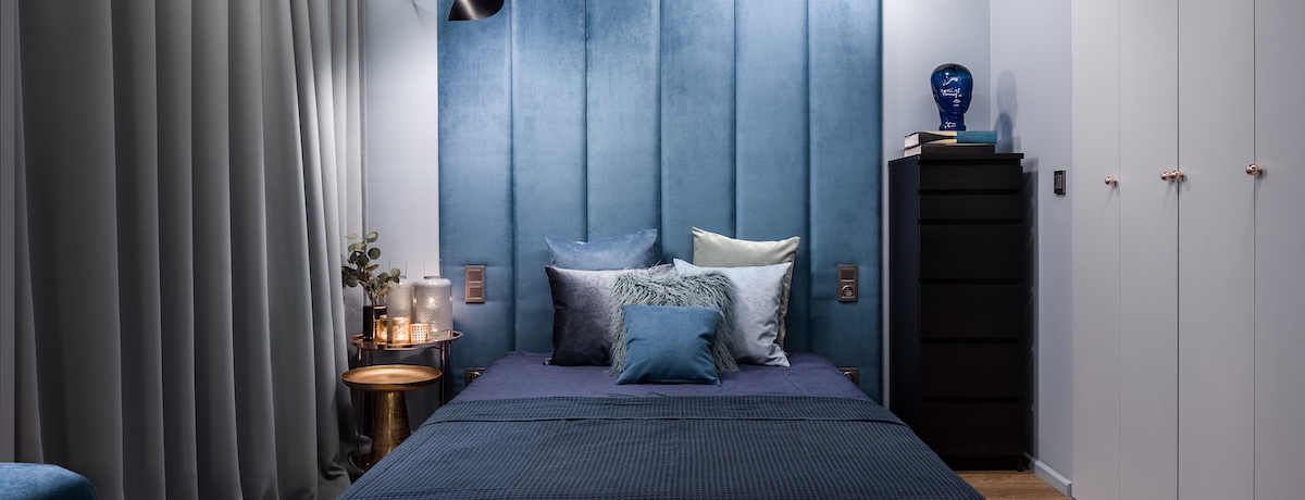 35 Beautiful blue bedroom ideas