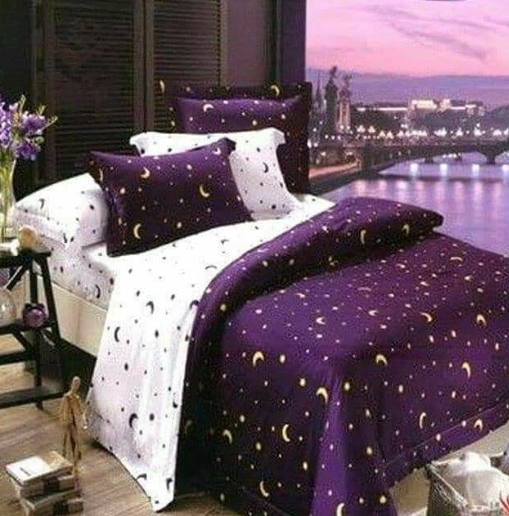 Starry bed
