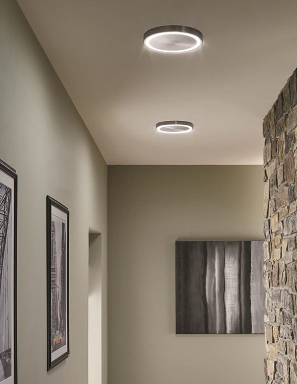 Ceiling ring lights