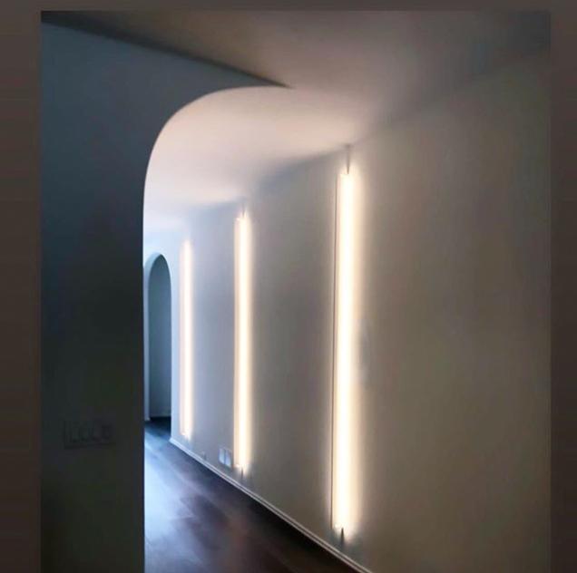 Minimalist hallway