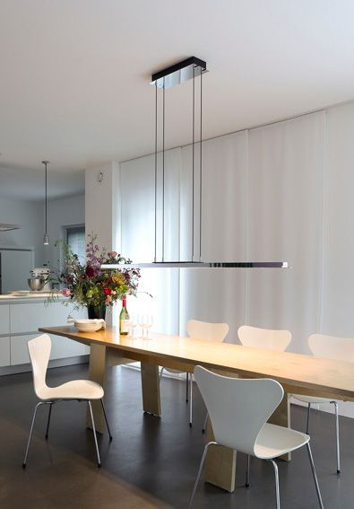linear suspension light