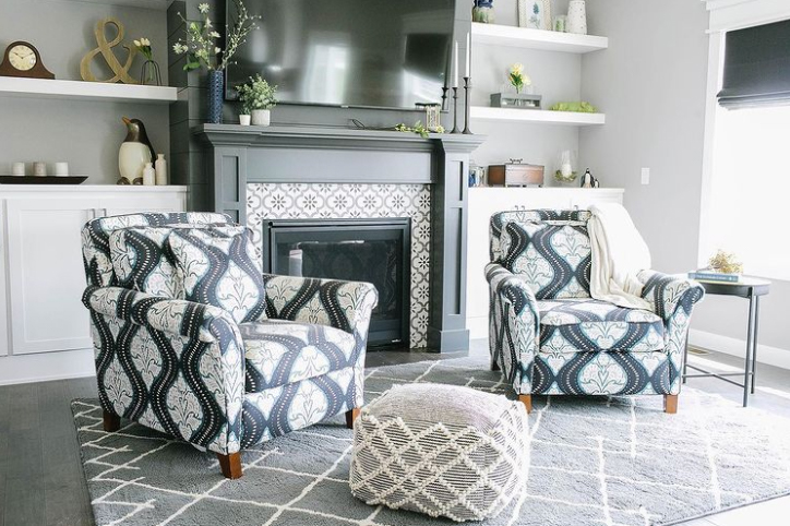 35 Fabulous fireplace tile ideas