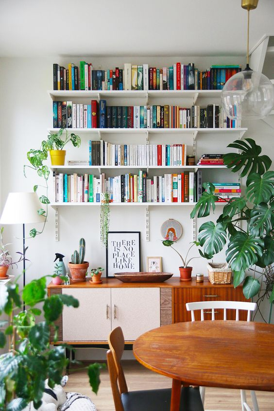 add plants to home library