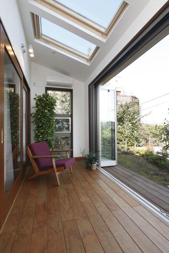 bifold doors on conservatory
