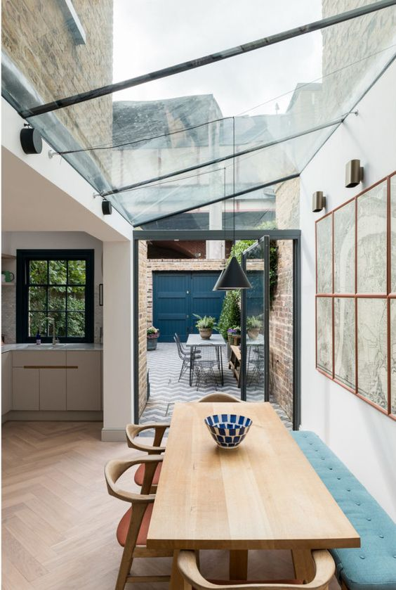 conservatory spaces