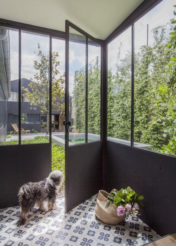 scandi conservatory