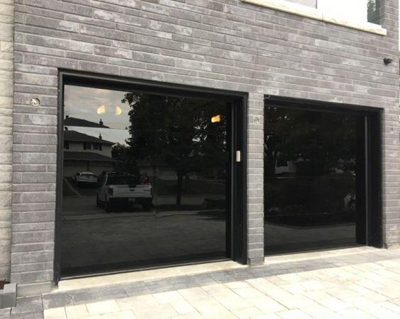 fibreglass garage door