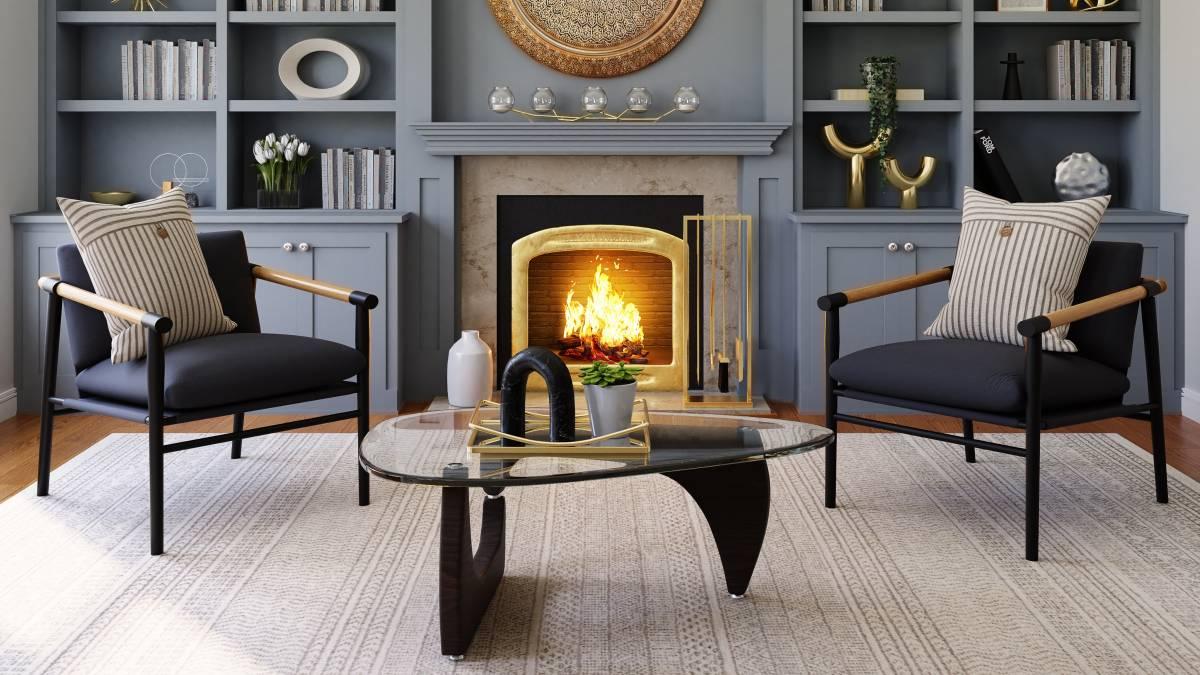 35 Fabulous fireplace tile ideas