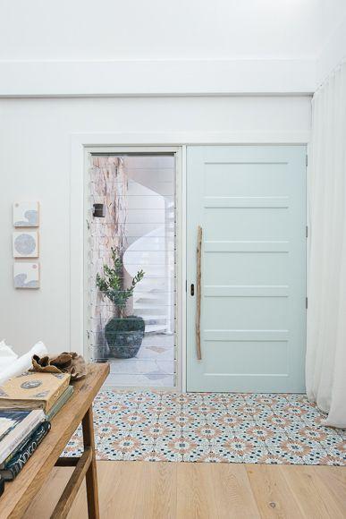 kyal and kara front door