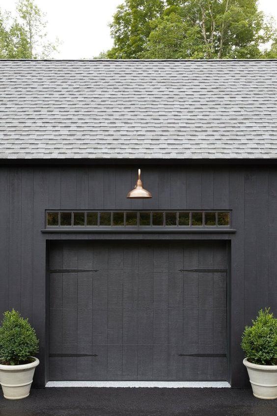 lighting for garage exterior