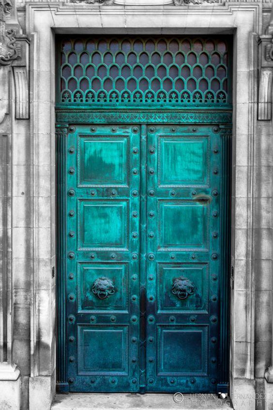 paris doors for inspo