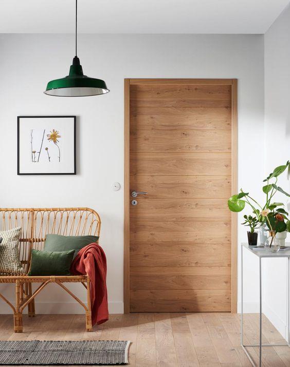 timber internal door