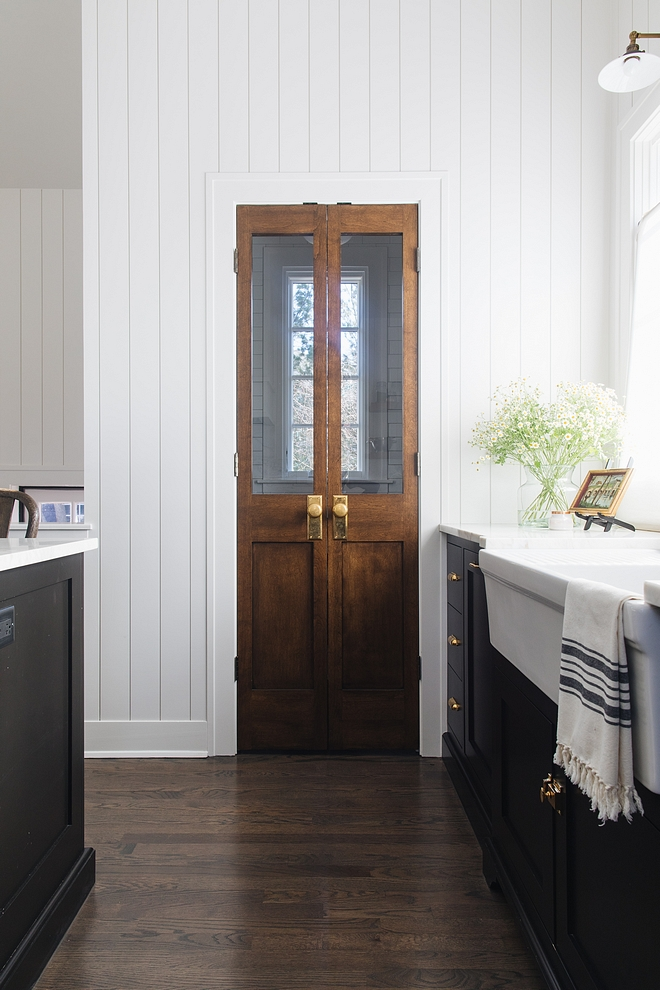 french double doors internal