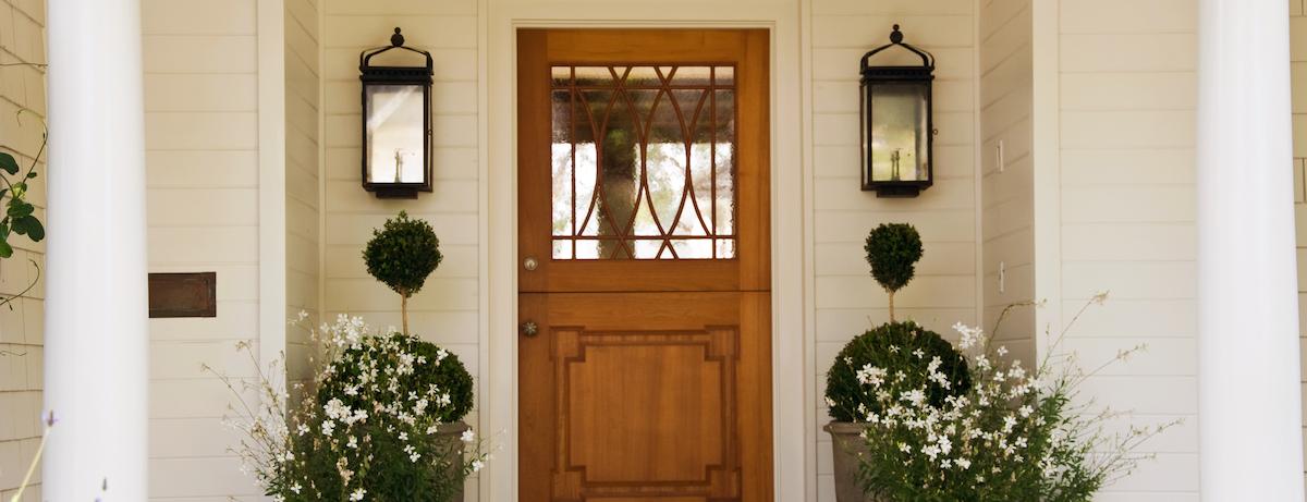 50 Divine door ideas – internal doors, front doors, garage doors and more
