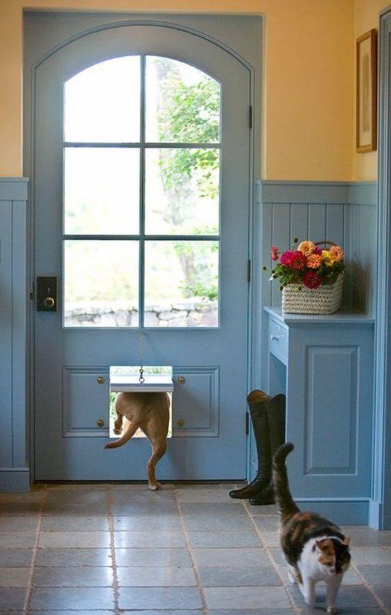 farmhouse dog door