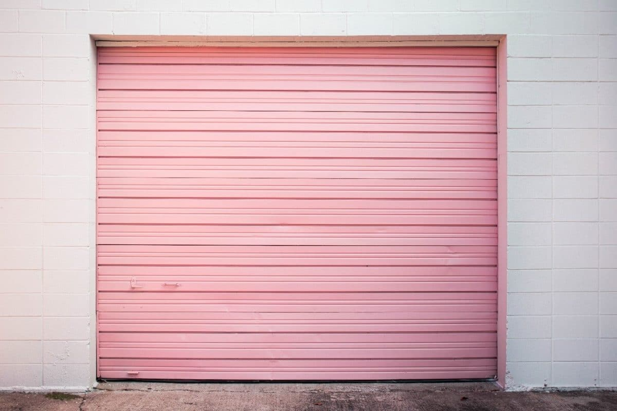 30 Modern garage door ideas – black, white, natural timber and the colourful!