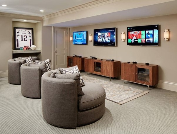 gaming room ideas for multiple gamers
