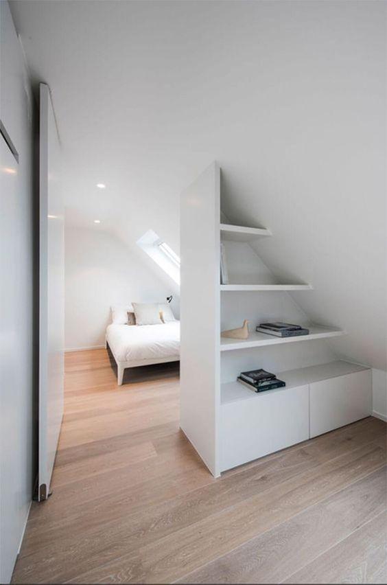 loft eaves storage