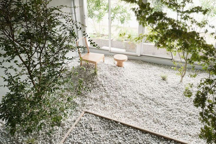 Japanese gravel garden ideas