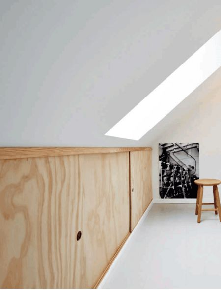 simple minimal timber