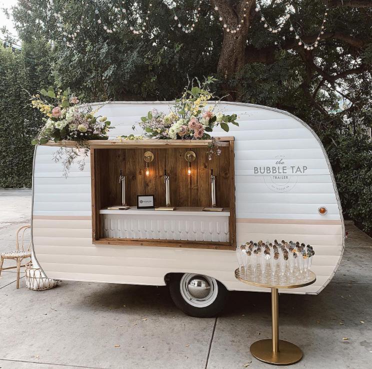 caravan bar ideas