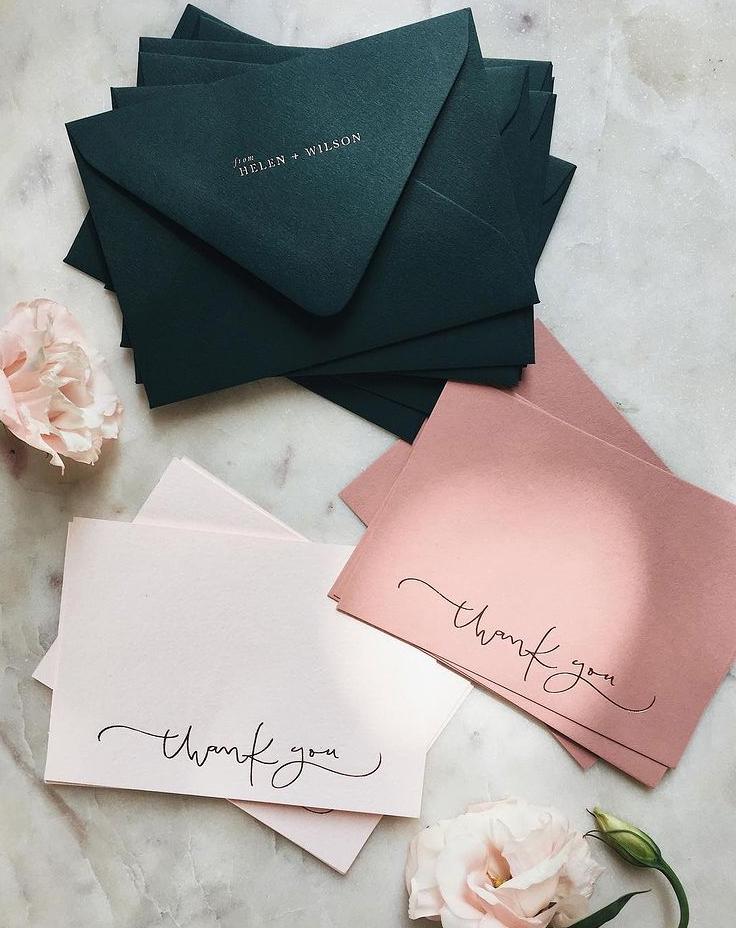 Custom wedding invitation ideas