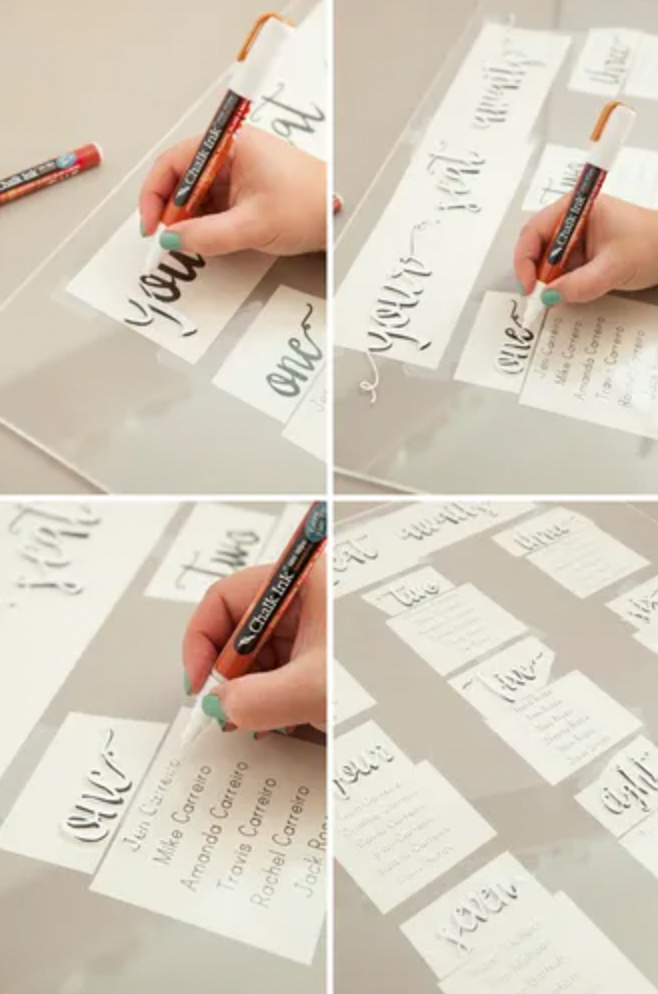 how to make your own perspex signs