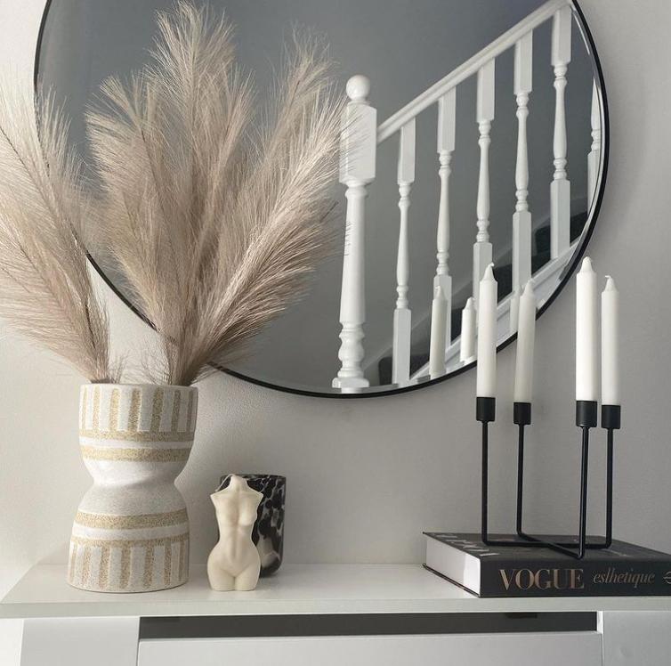 white banister ideas