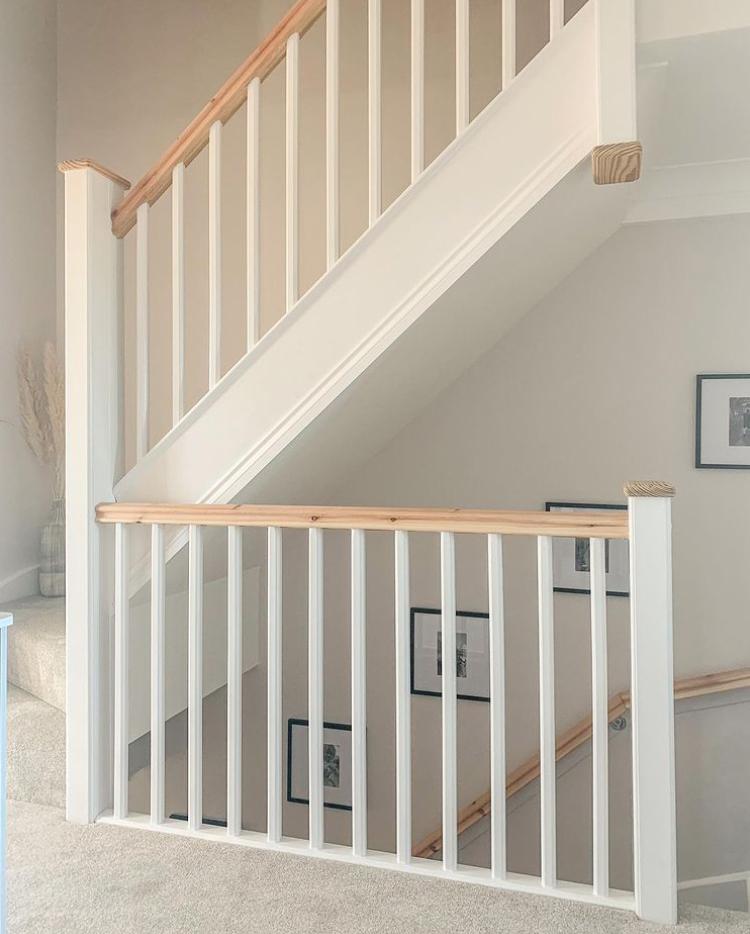 Multi-level banister idea