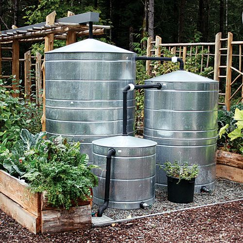 store water for allotment