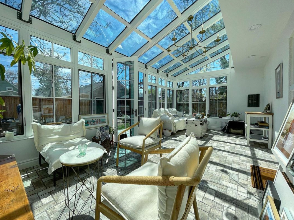 large sunroom ideas