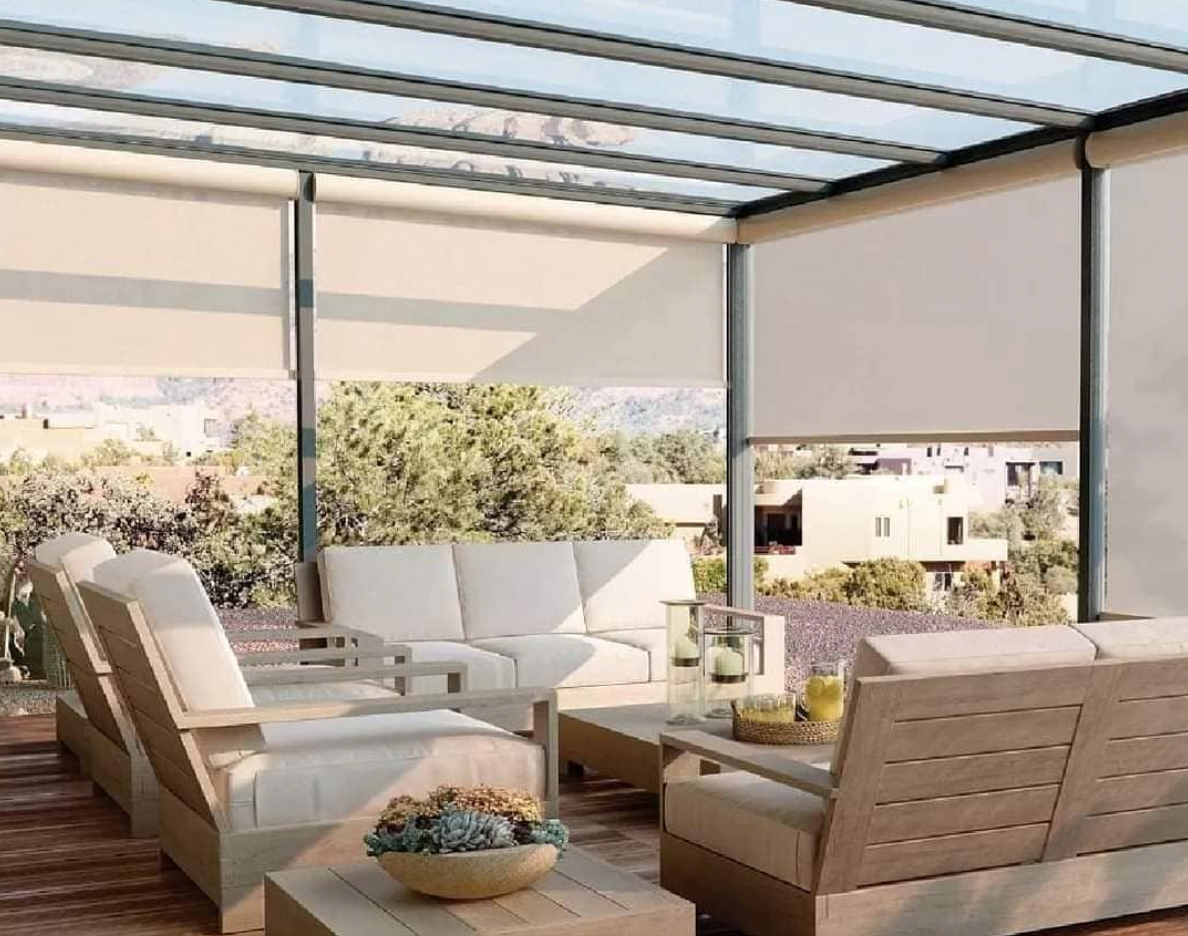 sunroom patio