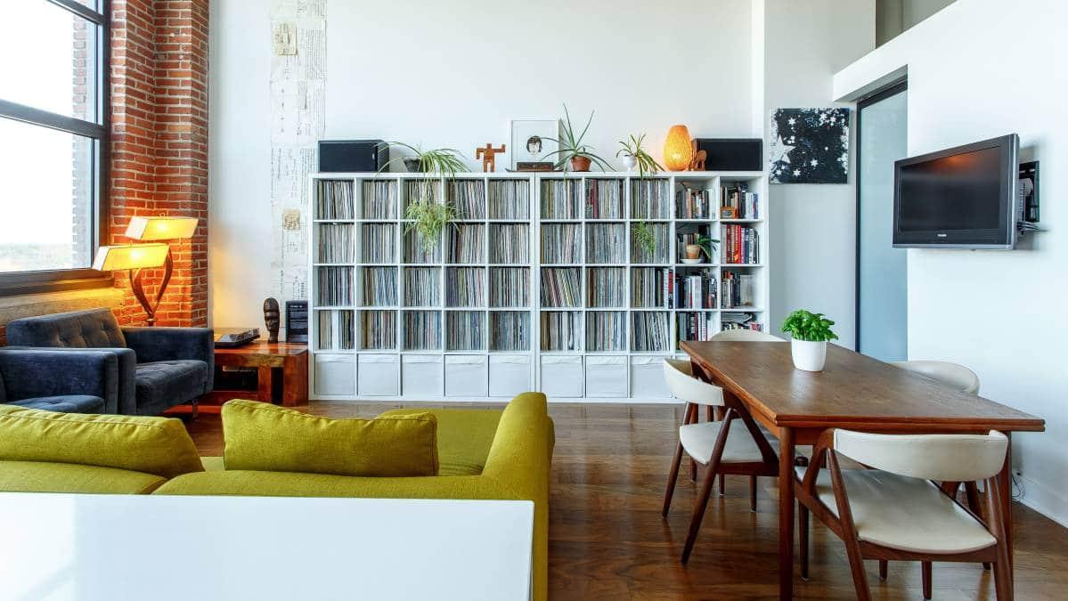35 Clever loft storage ideas