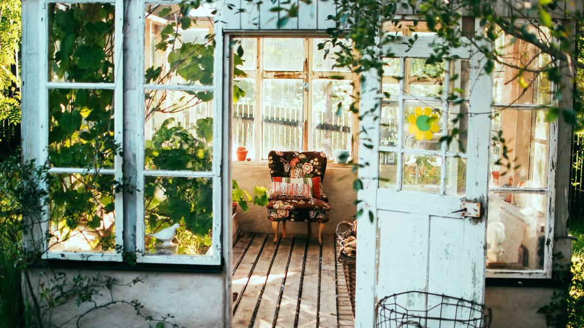 35 Relaxing sunroom ideas