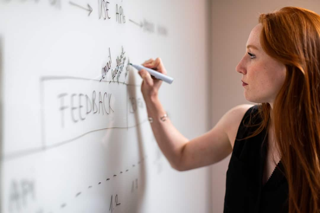 Get those ideas flowing: How to DIY your very own whiteboard