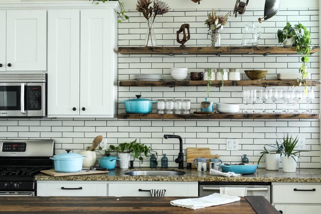 Creative DIY shelves