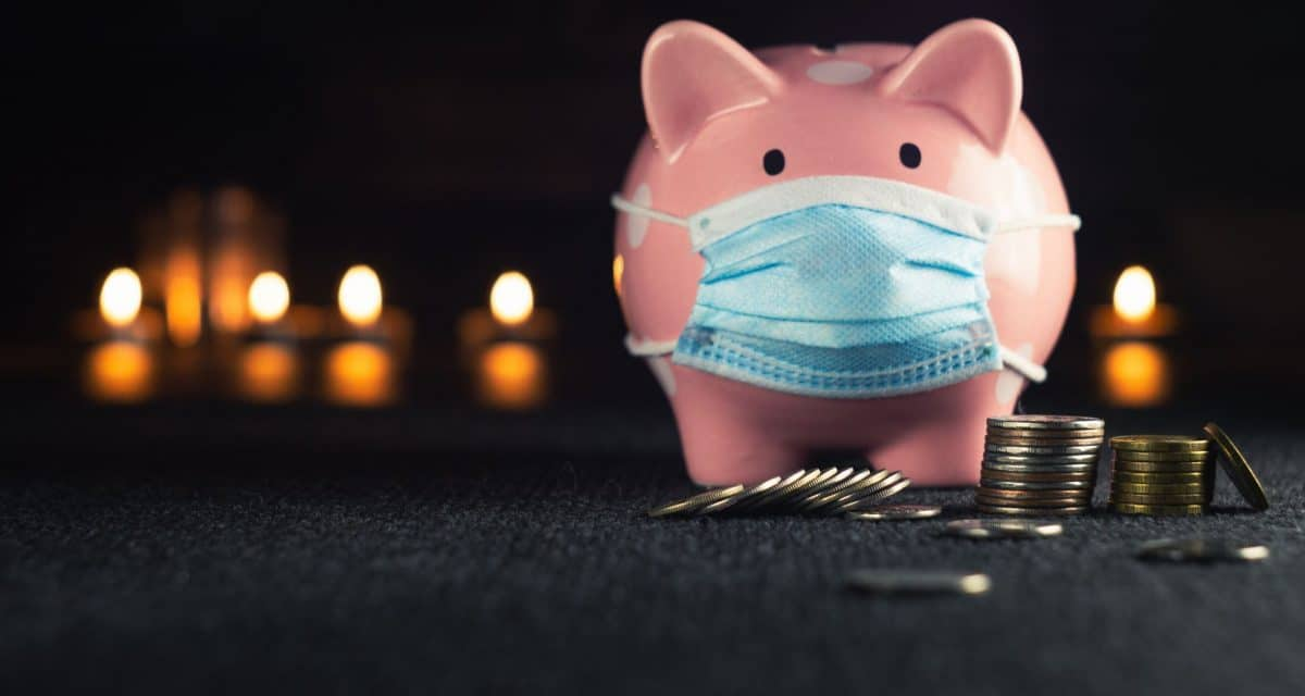 Budget tips during lockdown: How to save money at home