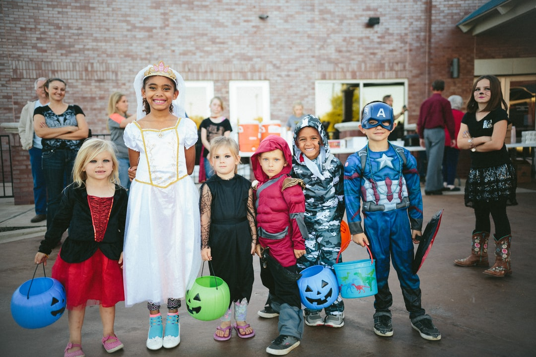 How to DIY Halloween costumes for your next candy run