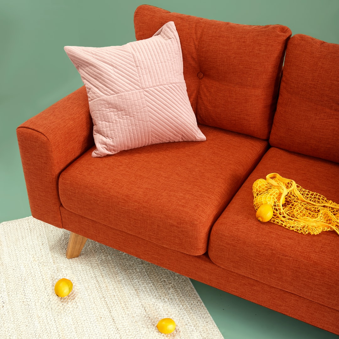 Save money and DIY: How to reupholster your sofa