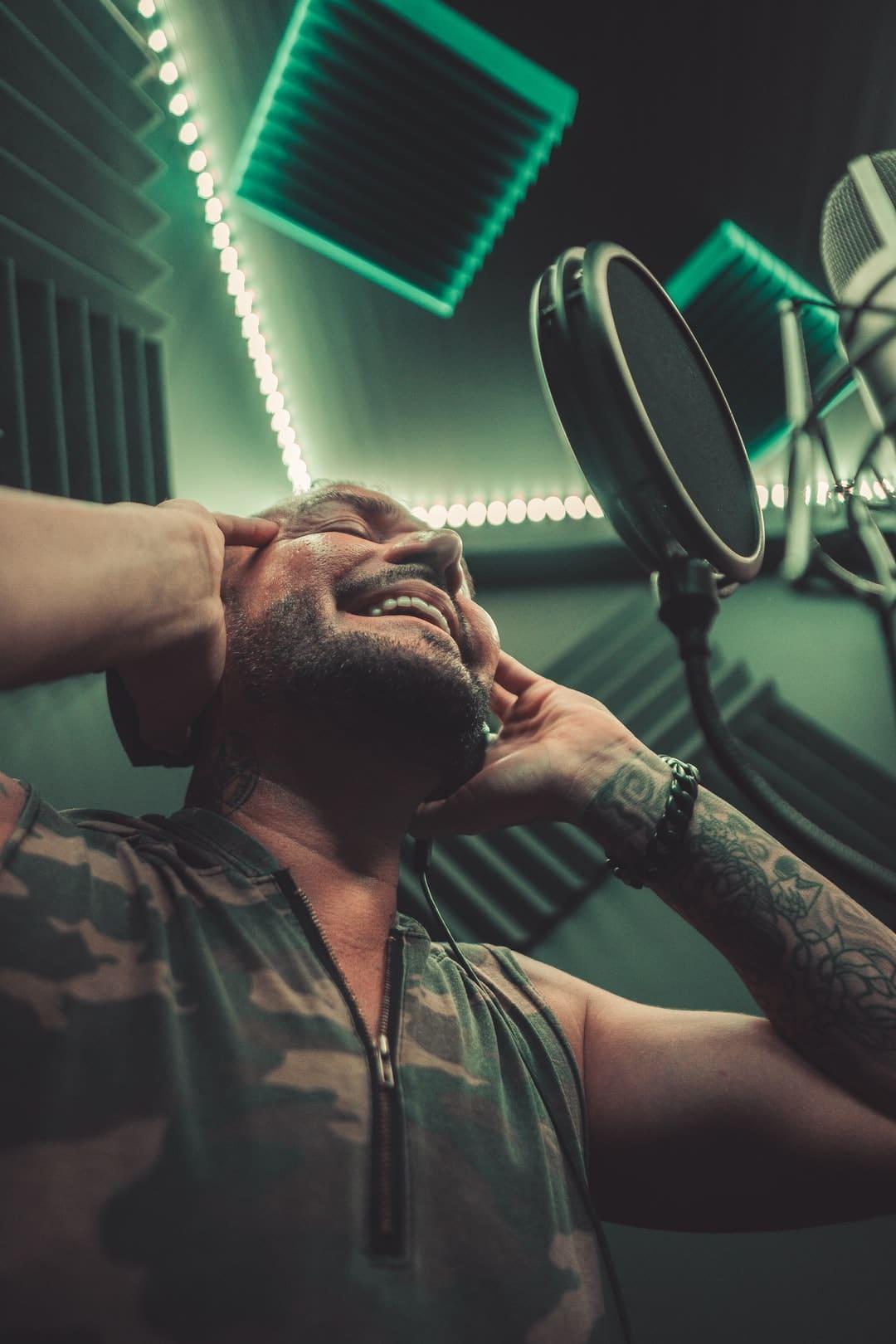 diy soundproof music room