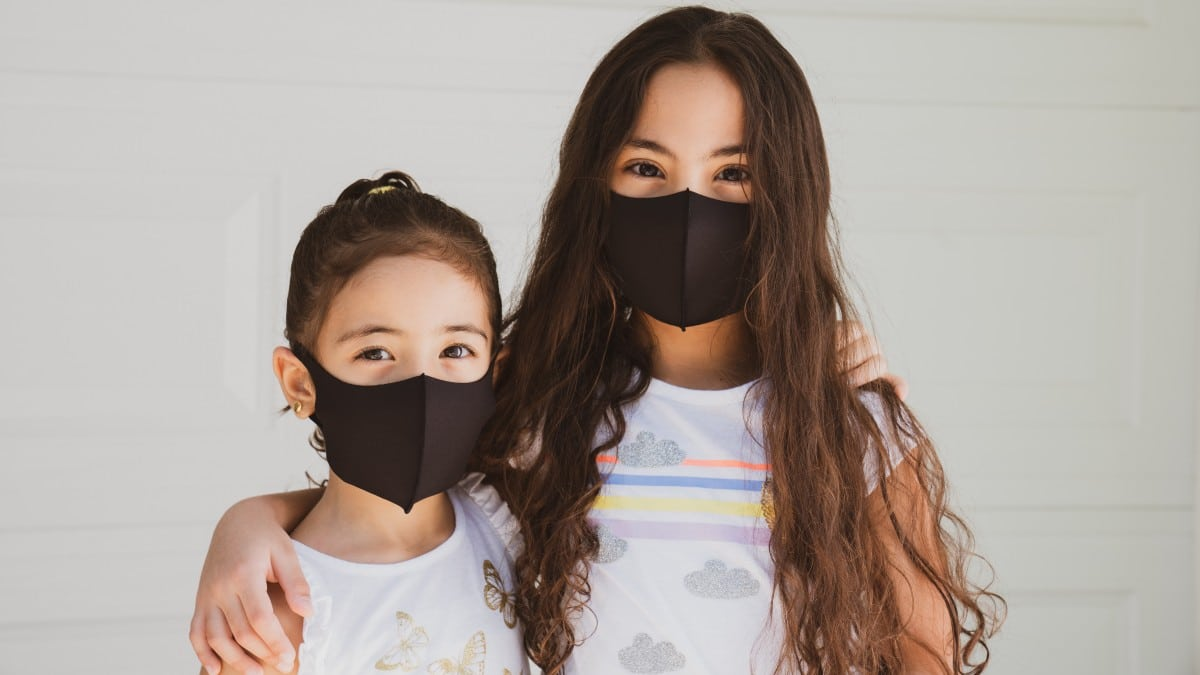 How to make a DIY face mask to prevent the spread of Covid-19