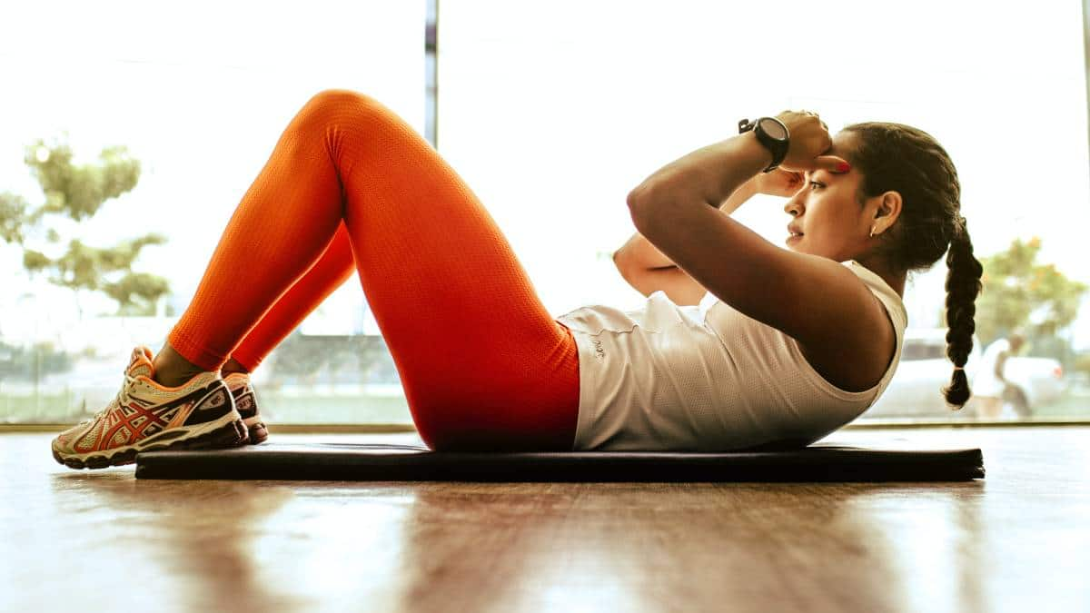 How to stay fit when lockdown forces you onto the couch