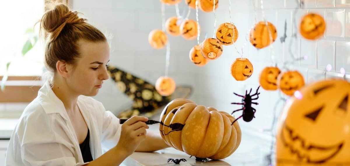 5 DIY Halloween decorations to make your home look spooktacular